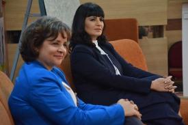 Nina Lekhi and Neeta Lulla