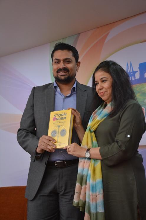 Devraj Sanyal and Anisha Motwani